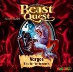 Vargos, Biss der Verdammnis / Beast Quest Bd.22 (1 Audio-CD)