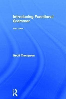 introducing functional grammar geoff thompson pdf free download