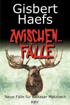 Buch-Reihe Baltasar Matzbach von Gisbert Haefs