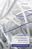 Contemporary Metaethics