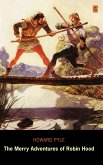 The Merry Adventures of Robin Hood (Ad Classic Library Edition)
