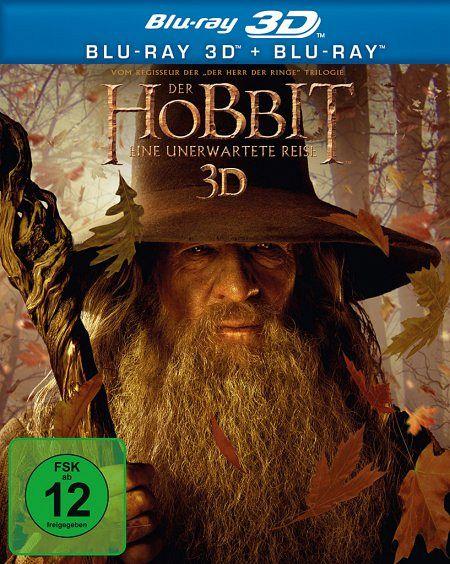Der Hobbit - Eine unerwartete Reise (3D Blu-ray) - Film ...