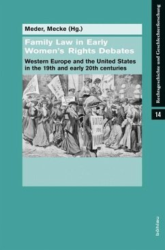 Family Law in Early Women's Rights Debates