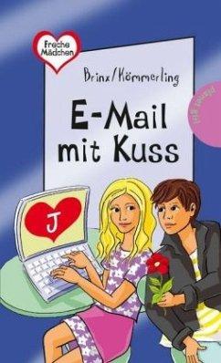 E-Mail mit Kuss