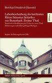 Lebenbeschreibung des berühmten Ritters Sebastian Schärtlins von Burtenbach. Zweiter Theil