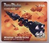 Mission Zeitbrücke / Perry Rhodan Silberedition Bd.121 (2 MP3-CDs)