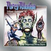 Hornschrecken / Perry Rhodan Silberedition Bd.18 (2 MP3-CDs)