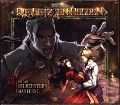 Die letzten Helden - Das Silberstern-Manifest, 5 Audio-CDs - Holy, David