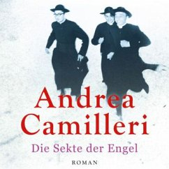 Die Sekte der Engel, 1 MP3-CD - Camilleri, Andrea