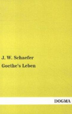 Goethe's Leben