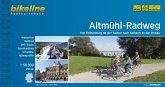 Bikeline Radtourenbuch Altmühl Radweg