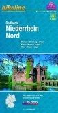 Bikeline Radkarte Niederrhein Nord