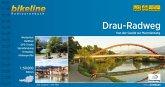 Bikeline Radtourenbuch Drau-Radweg 1 : 50 000