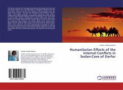Humanitarian Effects of the internal Conflicts in Sudan:Case of Darfur