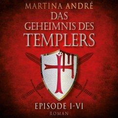 Das Geheimnis des Templers / Die Templer Bd.0 (2 MP3-CDs) - André, Martina