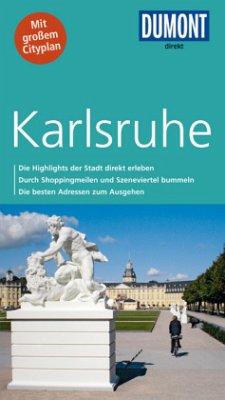 DuMont direkt Karlsruhe - Dietz, Simone M.; Bischoff, Helmuth