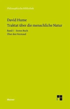 Ein Traktat über die menschliche Natur - Hume, David