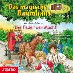 Die Feder der Macht / Das magische Baumhaus Bd.45