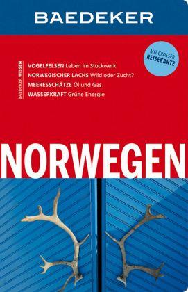 Baedeker Reisef 252 Hrer Norwegen Von Christian Nowak Rasso