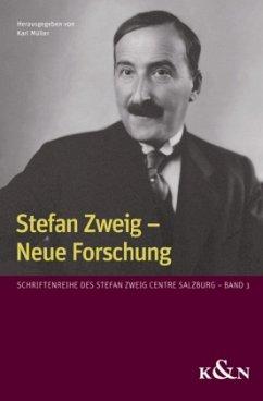 Stefan Zweig - Neue Forschung