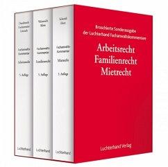 Fachanwaltskommentar Arbeitsrecht - Familienrecht - Mietrecht