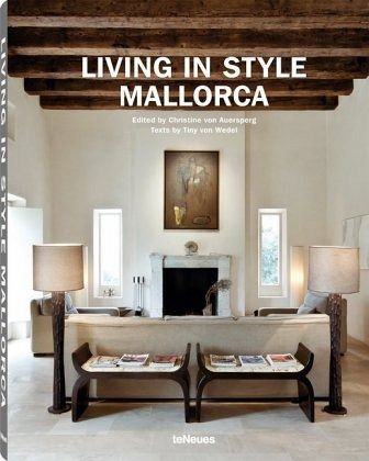 Living in style mallorca buch for Living palma