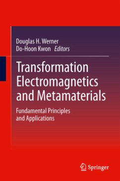 Transformation Electromagnetics and Metamaterials