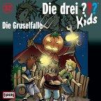 Die Gruselfalle / Die drei Fragezeichen-Kids Bd.32