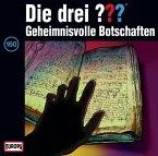 Geheimnisvolle Botschaften / Die drei Fragezeichen - Hörbuch Bd.160 (1 Audio-CD)