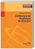 Einführung in die Morphologie des Deutschen