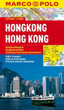 Marco Polo Citymap Hongkong; Hong Kong