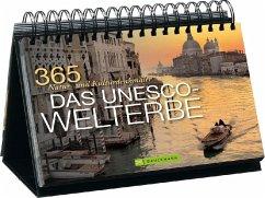 Das UNESCO-Welterbe Tischaufsteller - Wimmer, Constanze