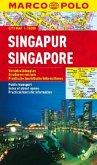 Marco Polo Citymap Singapur; Singapore