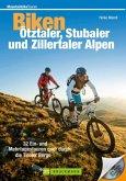 Biken Ötztaler, Stubaier und Zillertaler Alpen