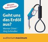 Geht uns das Erdöl aus?, 1 Audio-CD