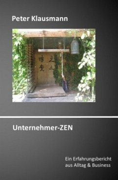 Unternehmer-ZEN - Klausmann, Peter