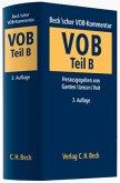 Beck'scher VOB-Kommentar Vergabe- und Vertragsordnung für Bauleistungen Teil B