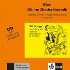 Songs, 1 Audio-CD / Eine kleine Deutschmusik