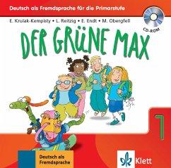 Der grüne Max, 1 CD-ROM / Der grüne Max - Deuts...
