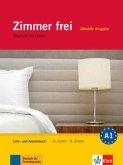 Zimmer frei - Aktuelle Ausgabe - Lehr- und Arbeitsbuch mit 3 Audio-CDs