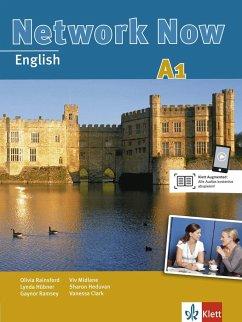 Network Now A1 - Student's Book mit 3 Audio-CDs - Midlane, Viv; Clark, Vanessa; Rainsford, Olivia; Hübner, Lynda; Ramsey, Gaynor; Heduvan, Sharon