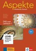 1 DVD zum Lehrbuch / Aspekte - Mittelstufe Deutsch Bd.1