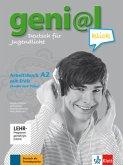 geni@l klick A2 - Arbeitsbuch mit DVD-ROM