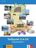 Berliner Platz 1 NEU - Treffpunkt D-A-CH 1 Landeskundeheft
