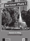 Berliner Platz 1 NEU - Lehrerhandreichungen 1