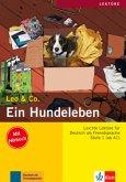 Ein Hundeleben (Stufe 1) - Buch mit Audio-CD