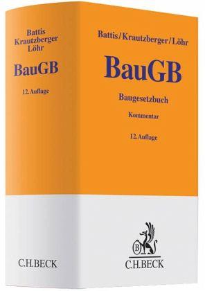 baugesetzbuch baugb kommentar von ulrich battis. Black Bedroom Furniture Sets. Home Design Ideas