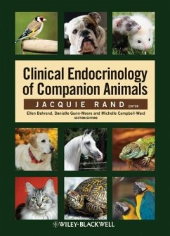 Clinical Endocrinology of Companion Animals