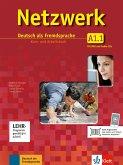 Netzwerk A1 in Teilbänden - Kurs- und Arbeitsbuch, Teil 1 mit 2 Audio-CDs und DVD