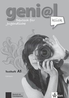 geni@l klick A1 - Testheft mit Audio-CD - Moritz, Ulrike